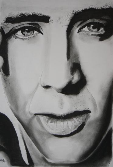 Nicolas Cage por johnsy